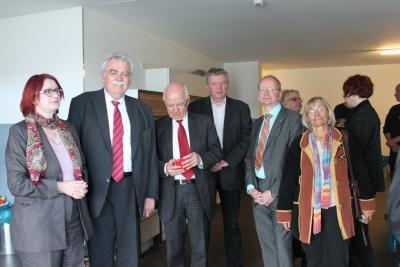 Bild der Meldung: Französische Delegation in Hoppegarten