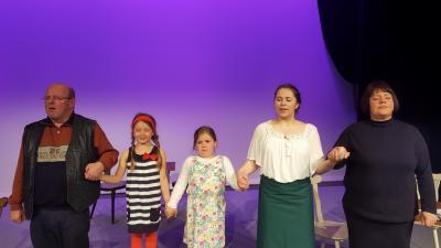 Foto zur Meldung: Proben für 17. Kalimandscharo-Festspiele Zielitz