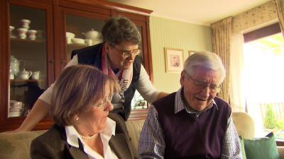 Seniorenassistenz Fliegen beim Sat1 Frühstücksfernsehen