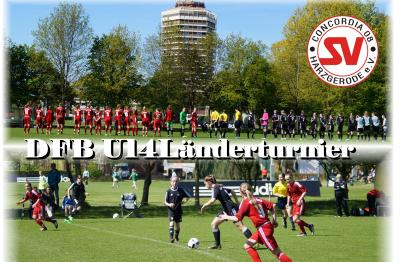 Foto zu Meldung: U14 Landesauswahl verliert gegen Westfalen