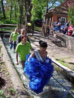 Foto zur Meldung: Familientag am 8.5.2016 im Kurpark