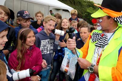 Foto zur Meldung: Groß Laasch - Kindertagsparty am 01. Juni 2016
