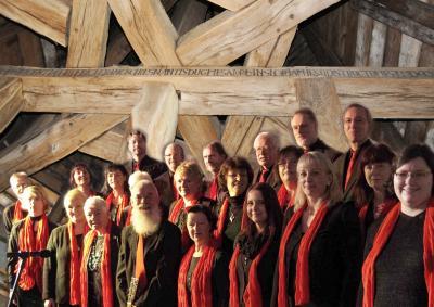 "Foto zur Meldung: Groß Laasch - 21.05.2016 Gospelkonzert zum Aktionstag ""Kultur gut Stärken"""