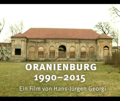 Foto zu Meldung: Uraufführung des Films »Oranienburg – 1990 bis 2015« ausgebucht