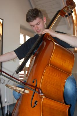 Foto zur Meldung: Musikschule als Partner des 9. Internationalen Spergerwettbewerbs