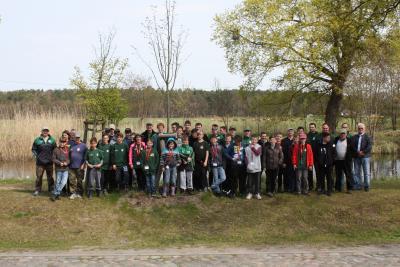 Foto zur Meldung: Jugendcamp 2016