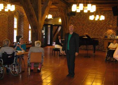 Frühlingskonzert im Glockenhaus