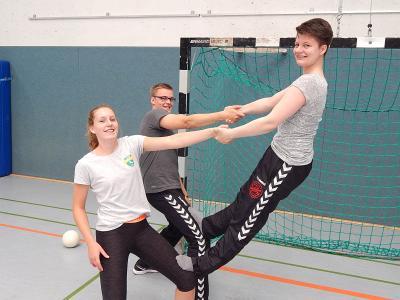 Foto zu Meldung: Interessenten für ein FSJ im Sport gesucht