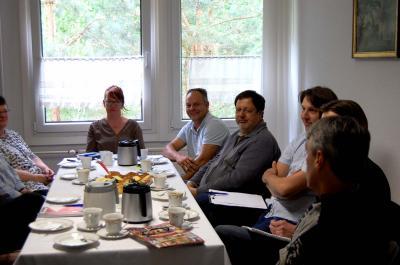 Foto zu Meldung: Treffen mit den Ordnungsämtern
