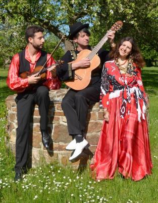 "Foto zu Meldung: Sonderkonzert am 29. Mai mit ""Zariza Gitara"""