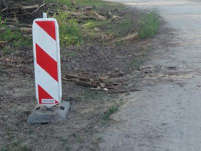 Foto zu Meldung: Marode Straßen im Focus