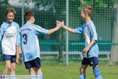 Foto zur Meldung: 6:2 Sieg, D-Jugend!