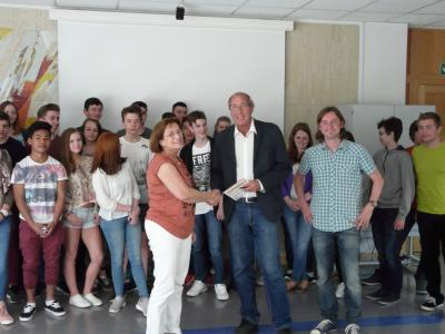 Foto zur Meldung: Europa in der Schule