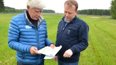 Foto zur Meldung: Groß Laasch - Wiedergeburt des geheimen Windparks?