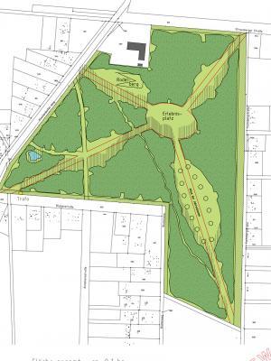 Foto zu Meldung: Bürgerpark - Waldpark