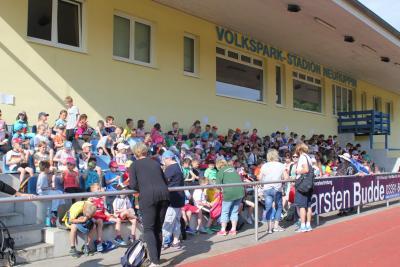 Foto zur Meldung: Helfer für Sportfest gesucht
