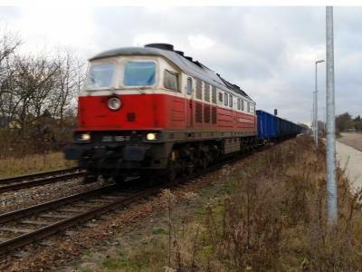 Foto zur Meldung: Erkundungen an der Ostbahn