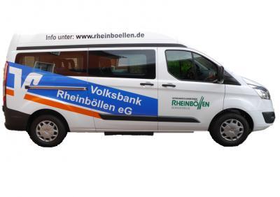 Foto zu Meldung: Bürgerbus der Verbandsgemeinde Rheinböllen fährt ab 29. Juni 2016