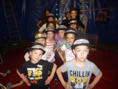 Foto zur Meldung: Eine bewegende Zirkuswoche