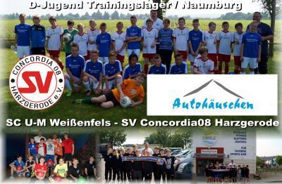 Foto zu Meldung: D-Jugend Trainingslager in Naumburg