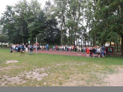 Foto zu Meldung: Lustiges Sportfest zum Kindertag