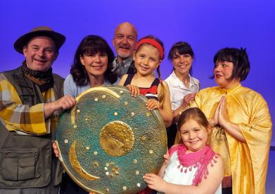 Foto zur Meldung: Spielplan 17, Kalimandscharo-Festspiele - Sommertheater auf dem Salzberg Zielitz