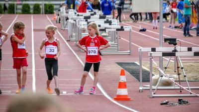 Foto zur Meldung: Kinder zeigen beim Ostseepokal ihr Können