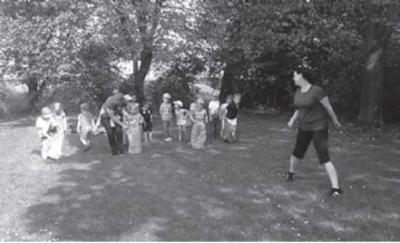 Foto zur Meldung: Kinderturnen - Spiel, Sport & Spaß für Kids