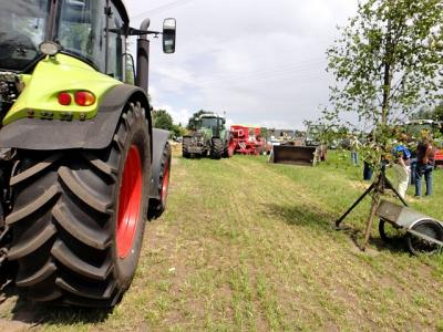 In OSL öffnen anlässlich der 22. Brandenburger Landpartie acht Landwirtschaftsbetriebe ihre Türen und Tore. Zu sehen und erleben gibt es allerhand, das Angebot richtet sich an Jung und Alt. (Archivfoto: Landkreis OSL).