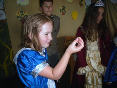 Foto zur Meldung: Echte Prinzessin gesucht