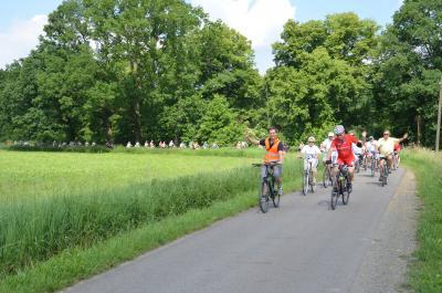 Foto zur Meldung: Rückblick auf die 19. Tour de OSL