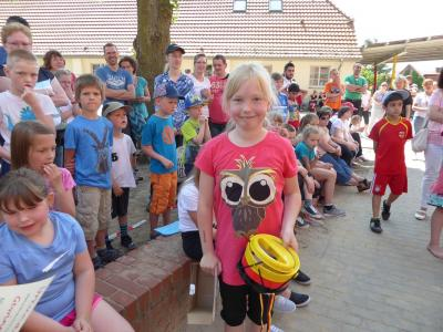 """Foto zur Meldung: Lustiges Sportfest in der """"Fritze"""""""
