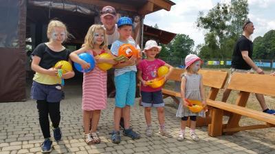 Foto zu Meldung: Kindertagsfeier mit Freunden