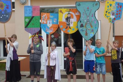 Foto zu Meldung: Kindertag = Kinderfest