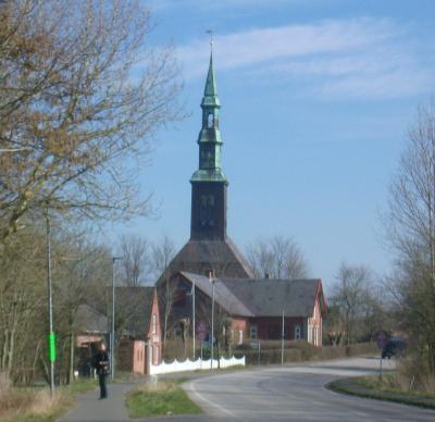 Foto zur Meldung: Kirchensanierung in Eiderstedt