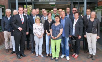 Foto zu Meldung: Zu Besuch in Winsen/Luhe