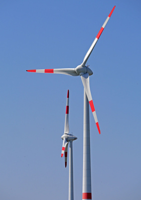 Foto zu Meldung: Bürger-Windparks droht die Flaute