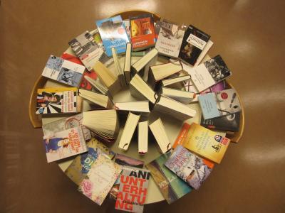 Foto zur Meldung: Aktion Buchfreundschaft