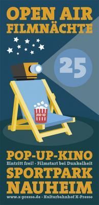 Foto zur Meldung: 25. Open-Air-Filmnächte (Programmänderung)