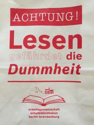 Vorschaubild zur Meldung: 6. Berlin-Brandenburger Schulbibliothekstag