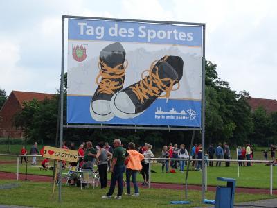 Vorschaubild zur Meldung: Spiel, Sport und Spaß zum 2. Tag des Sportes in Kyritz