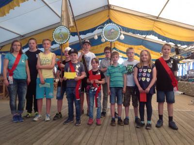 Foto zu Meldung: Kinderfest in Grafhorst
