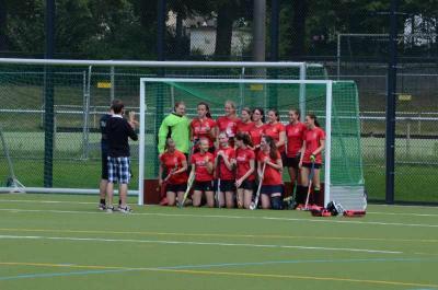 Foto zur Meldung: Letzter Spieltag Oberliga Damen Berlin