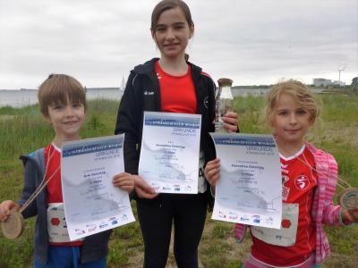 Foto zur Meldung: Strandlauf -Cup in Wismar