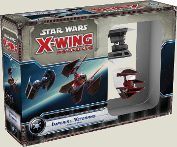 X-Wing Veteranen des Imperiums