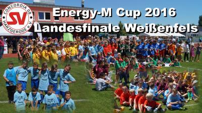 Foto zu Meldung: Energy-M Cup Landesfinale in Weißenfels