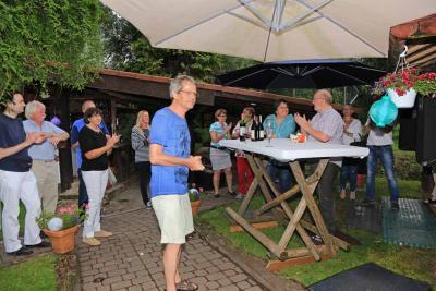 Foto zur Meldung: Erstes Sommerfest Maschmühle