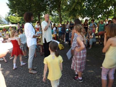 Foto zu Meldung: Sommerfest 2016