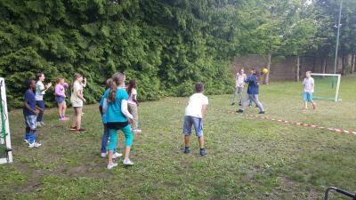 Foto zur Meldung: Gelungener Spielenachmittag mit dem Kinder- und Jugendrat