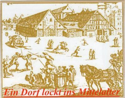 Foto zur Meldung: Garlitz 1416 - Ein Dorf lockt ins Mittelalter